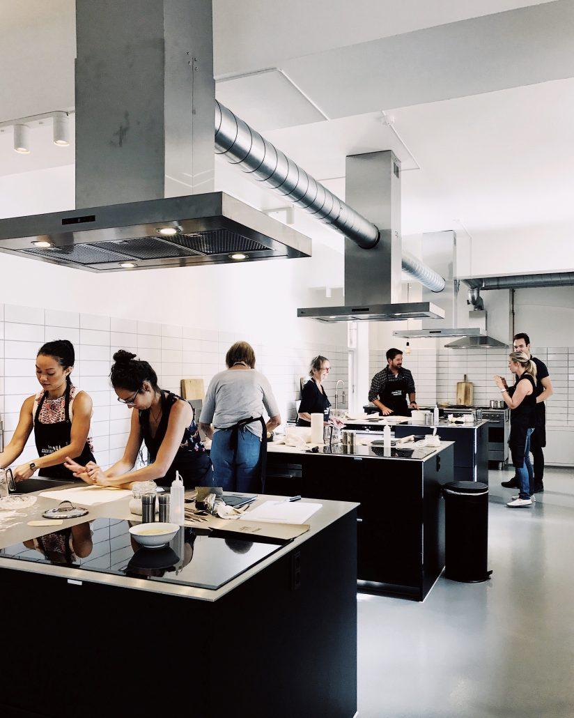 Giftcards - Copenhagen Cooking Class